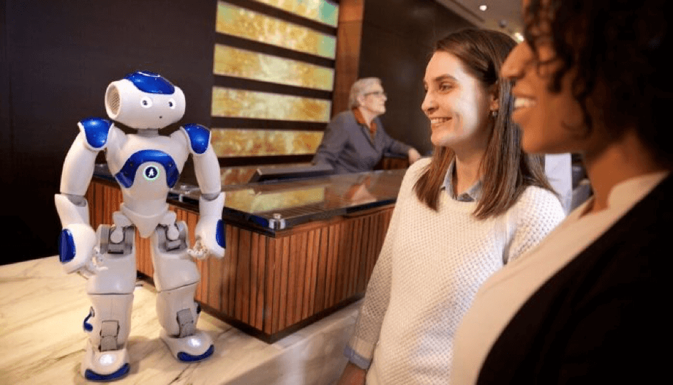 BLOG | Robots change experience