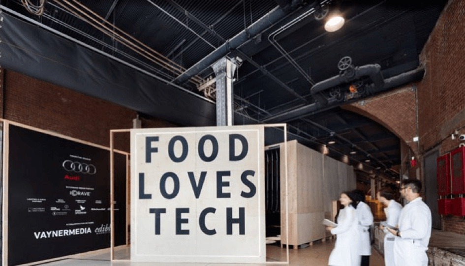 BLOG | Food loves Tech