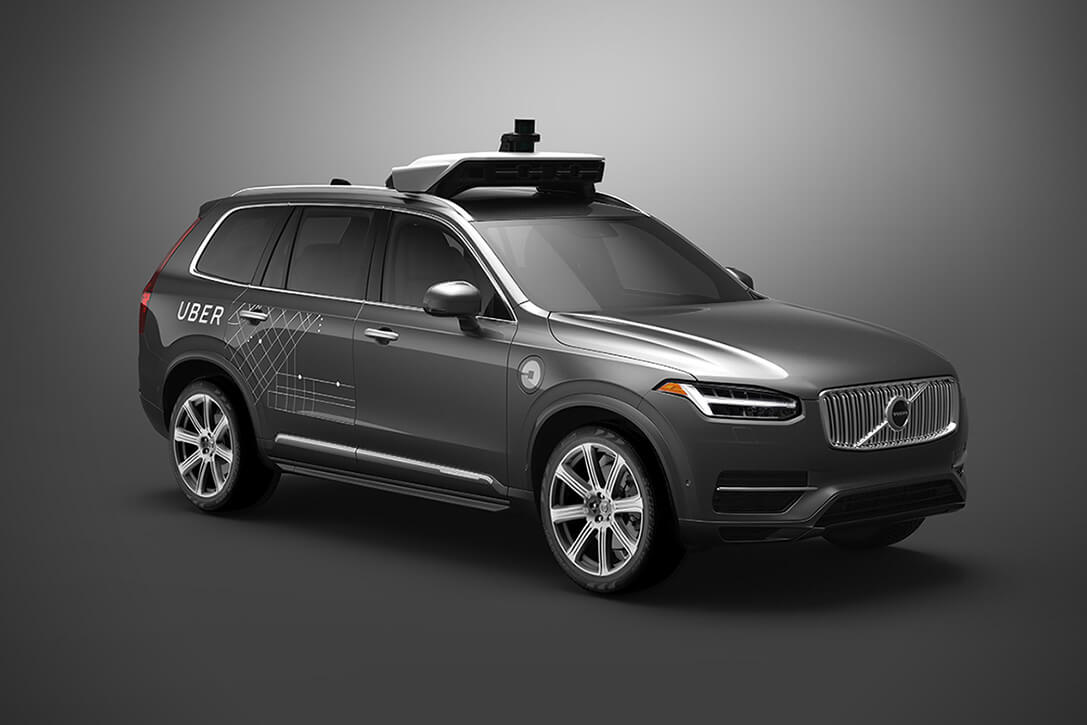 BLOG | Uber's self driving car