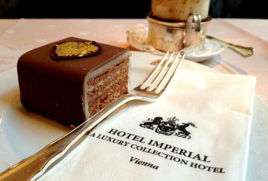 BLOG | Imperial Torte