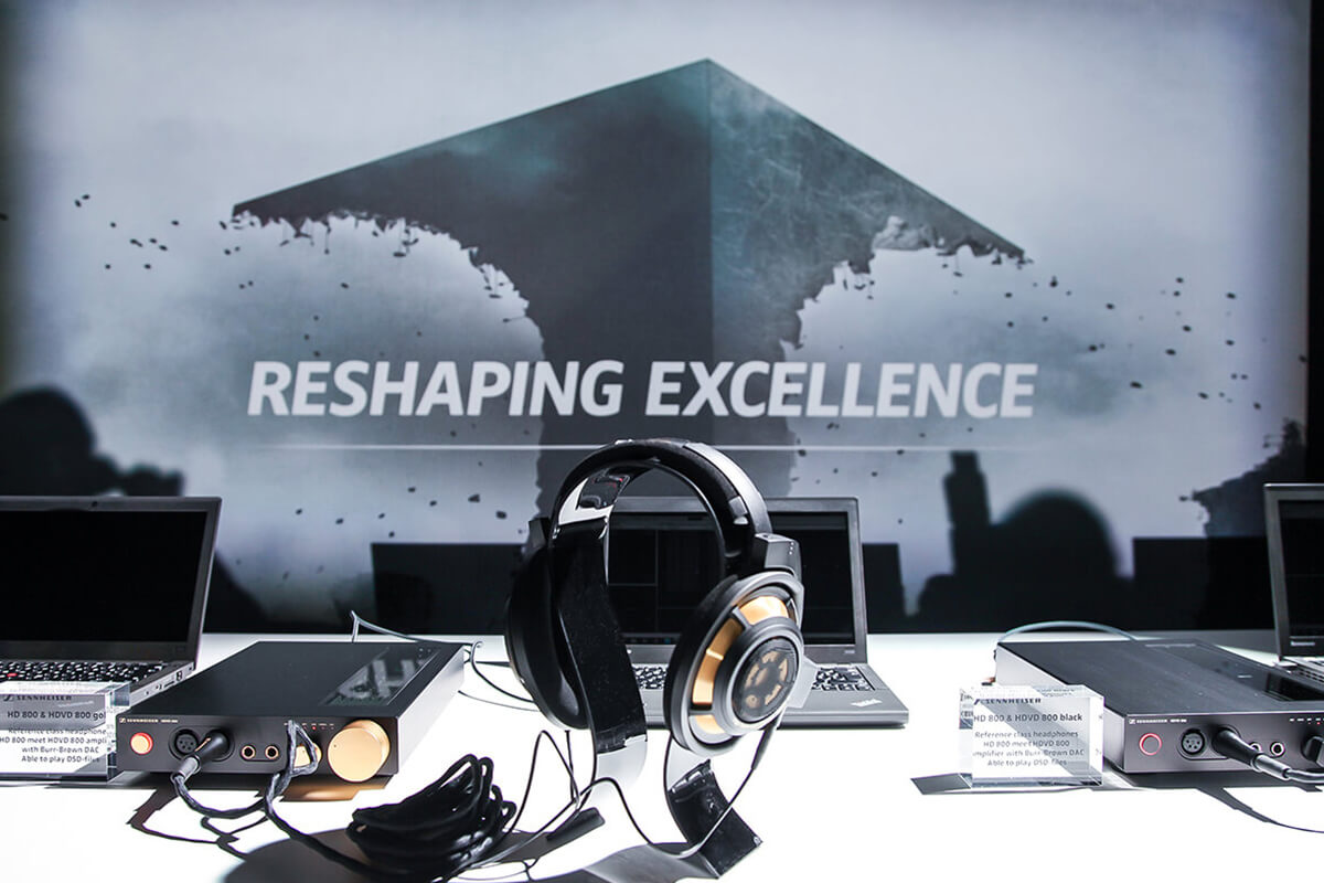 C3 MARKETING | SENNHEISER LONDON