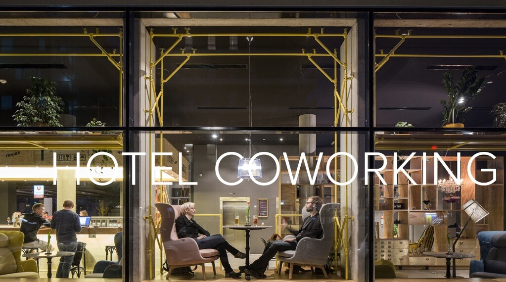 C3 MARKETING | HOTEL COWORKING